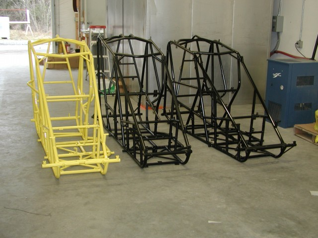 Sprint Car Frames